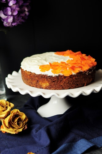Carrot Cake Recipe To Try Something New