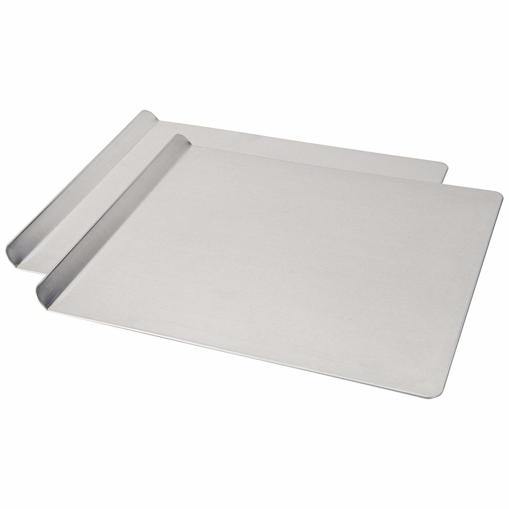 T-fal AirBake Natural 2 Pack Cookie Sheet Set, 16 x 14 in