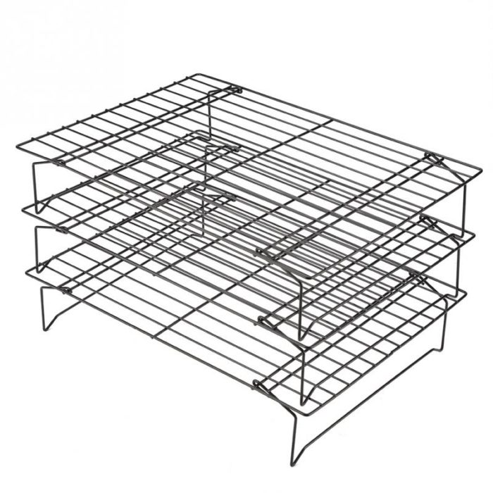 Cooling Rack 3-Layered Baking Tool